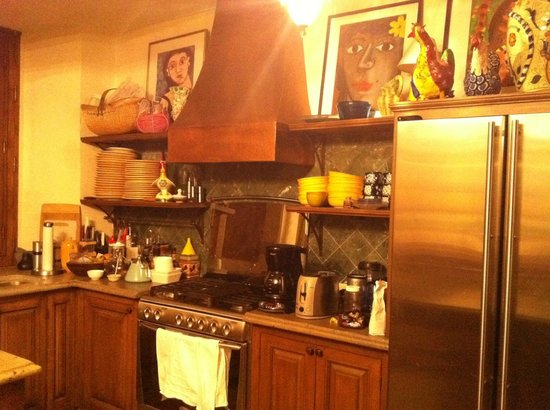 Casa Florida : The kitchen.