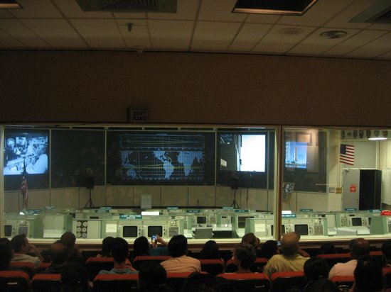houston mission control center - photo #43