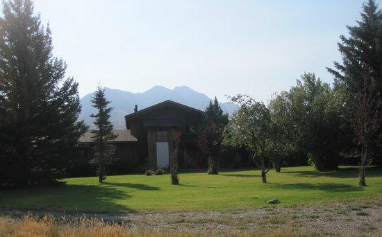 Paradise Gateway Bed & Breakfast : Rivers Bend Lodge