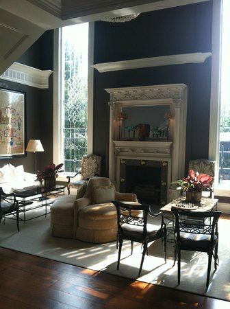 The James Madison Inn: relaxing