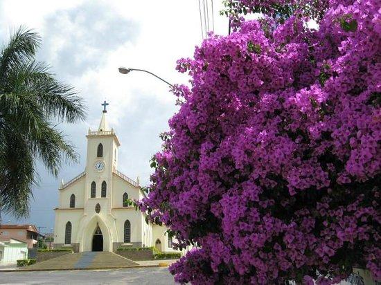 Florestal, MG: paróquia são sebastião