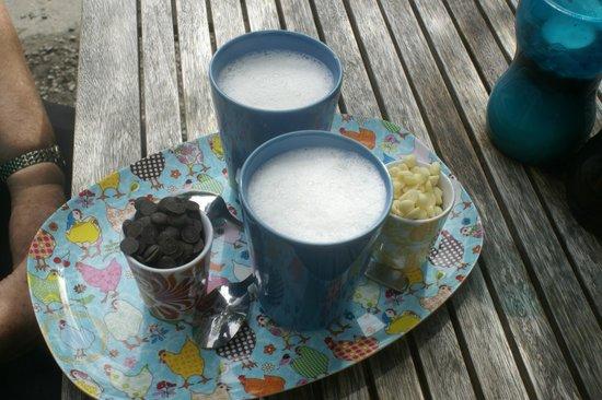 Geiranger Sjokolade : Hot Chocolate