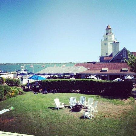 Montauk Yacht Club Resort & Marina: summertime!