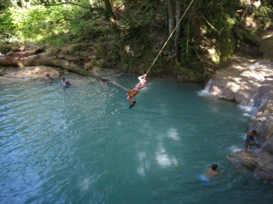 Peat Taylor Tours: Exploring new heights at the Irie Blue Hole