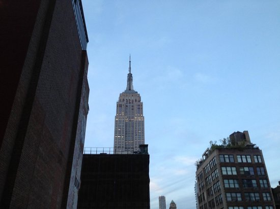 The NoMad Hotel: Empire State Building - View from Room 902