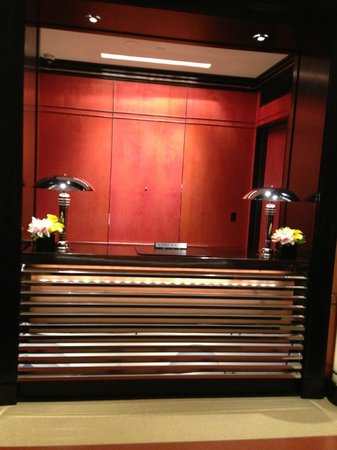 The Chatwal, A Luxury Collection Hotel, New York: Concierge - SO HELPFUL!