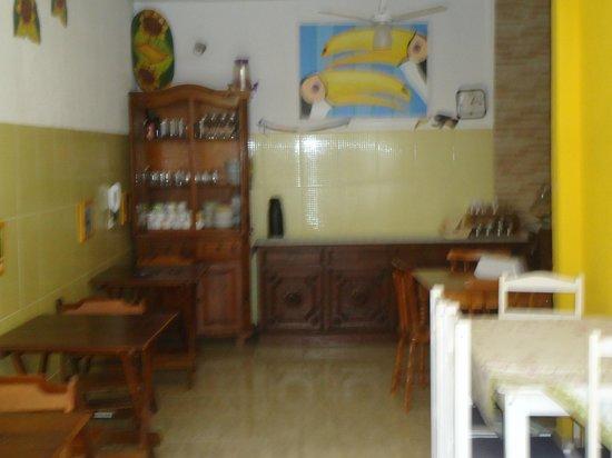 Pousada Recanto do Jabaquara : Café da manhã