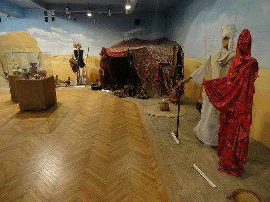 Museum of Archeology (Muzeum Archeologiczne w Gdansku): Sudan Exhibit