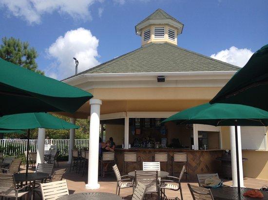 Sheraton Broadway Plantation Resort Villas : pool bar
