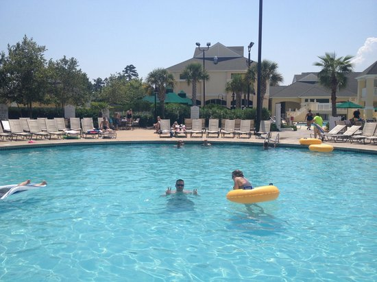 Sheraton Broadway Plantation Resort Villas : pool