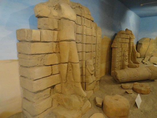Museum of Archeology (Muzeum Archeologiczne w Gdansku): Nubian Ruins