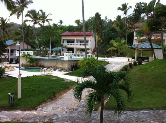 La Tambora Beach Resort: desde nuestra habitación