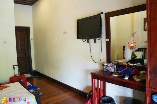 Sokdee Residence: ROOM