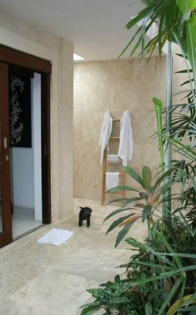 Andari Bali Villas: Outdoor Bathroom