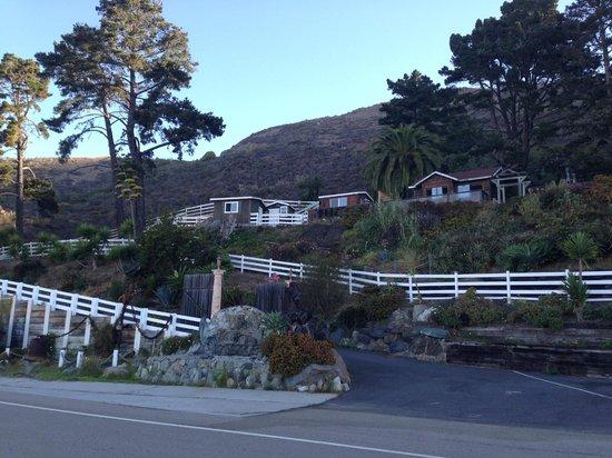 Gorda Springs Resort: Assortment of different cabins on offer