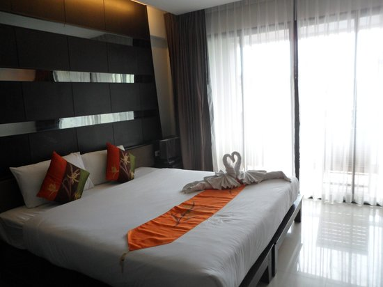 Ananta Burin Resort: Deluxe Room