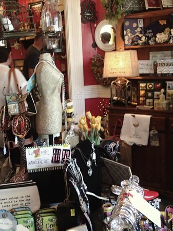 Nashville Indiana: Lovely shop and friendly people