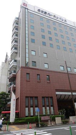 Nagoya Garden Palace : ホテル外観