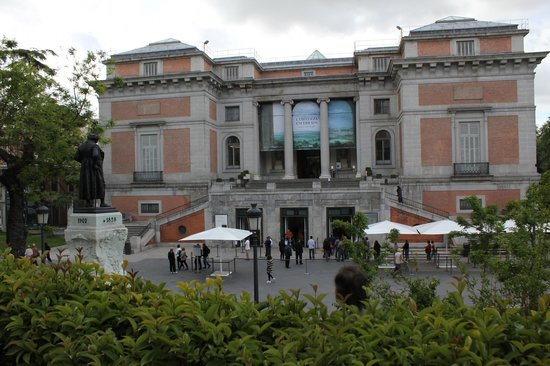 Catalonia Gran Via: The Prado Museum