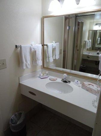 Best Western Plus Royal Oak Hotel : Bathroom obispo