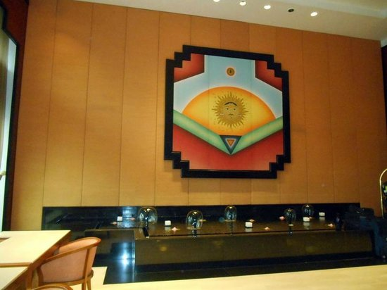 Trident, Nariman Point: Lobby