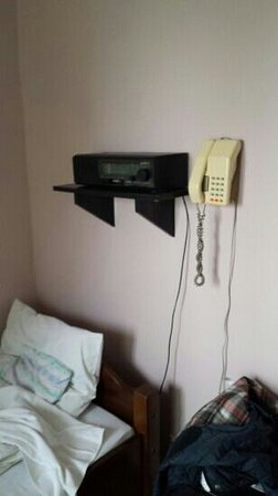 Hotel Kormoran: audio system