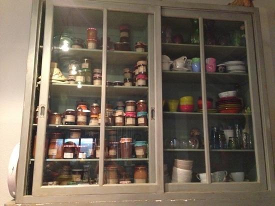 Can Oliba : kitchen