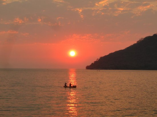 Tuckaways Lodge: Beautiful sunset views