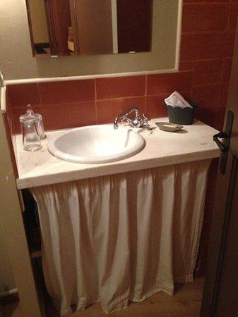 Can Oliba : toilette
