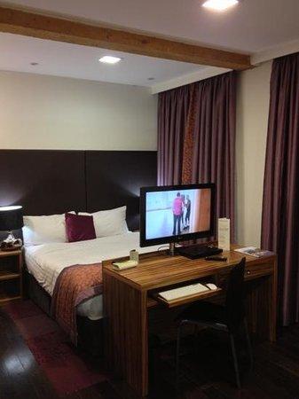 Roomzzz Manchester City: Smart Studio (room 014)