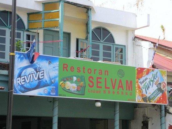 Selvam: 店頭