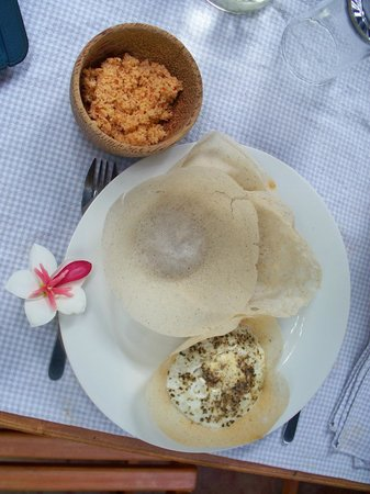 Octopus Garden House : breakfast