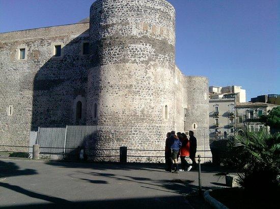 Museo Civico Castello Ursino : Castello Ursino di catania