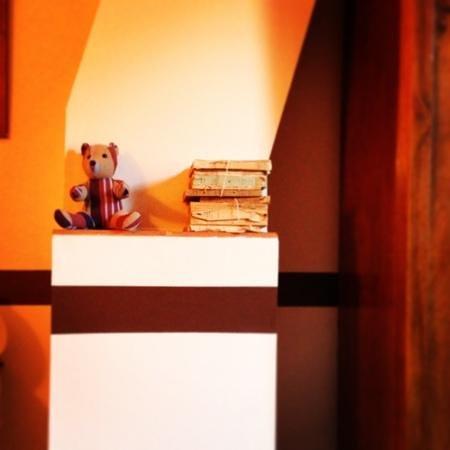 Can Oliba : room decoration