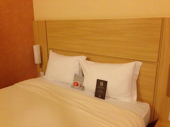 Ibis Larco Miraflores: cama