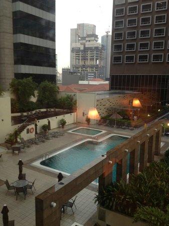 Carlton Hotel Singapore: View 1