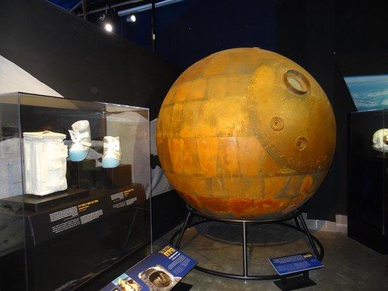 พิพิธภัณฑ์วิทยาศาสตร์ เทคโนโลยีและอวกาศแห่งชาติ: Национальный Музей Науки Мадатек- Хайфа. Потрясающий музей!