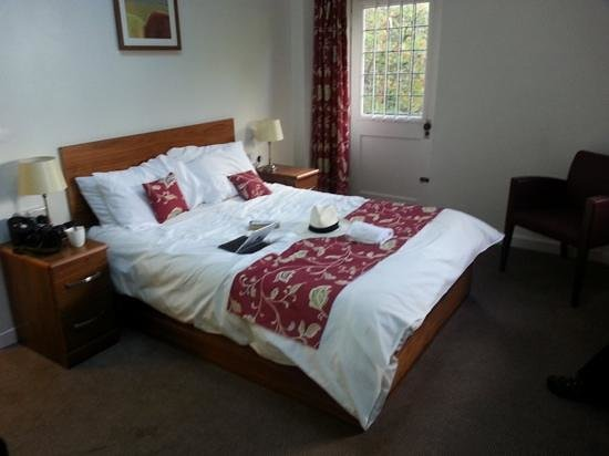 Durham Castle: Up to date comfort in an ancient castle