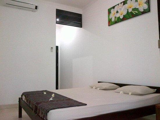 Jepun Bali Homestay : Bedroom