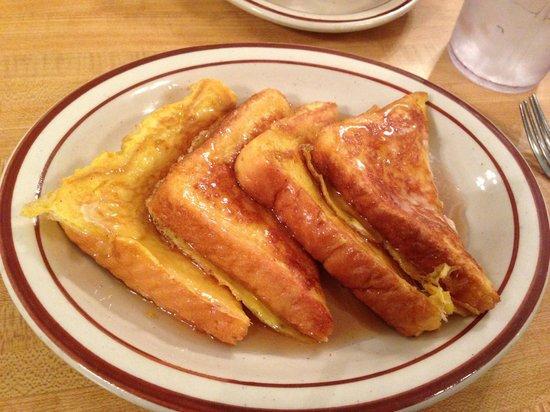 Gramma Sharon's Family Restaurant: French Toast
