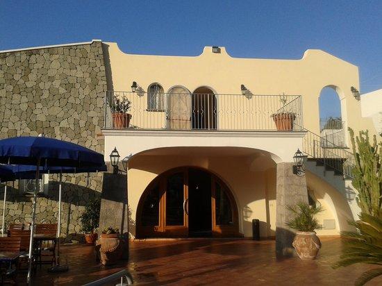 Hotel Belvedere : Ingresso Hotel