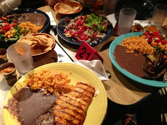 Papalote Mexican Grill : Dinner