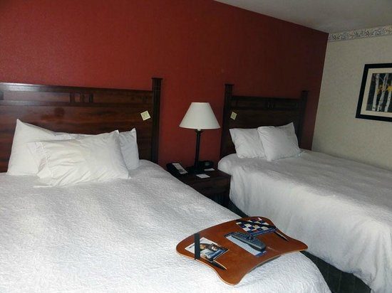 Hampton Inn Kalispell : Beds