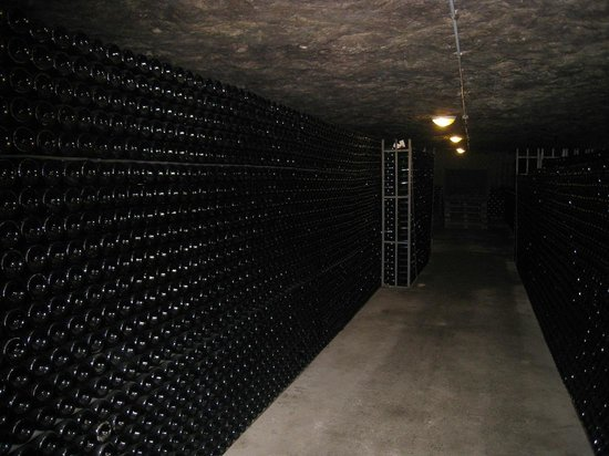 Chateau Gaudrelle, Vins de Vouvray: One or two bottles!