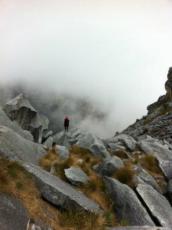 Sierra Nevada del Cocuy - a bajar!