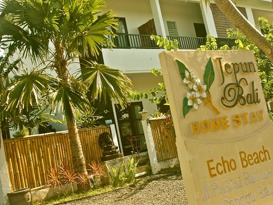 Jepun Bali Homestay: Jepun Bali Sign