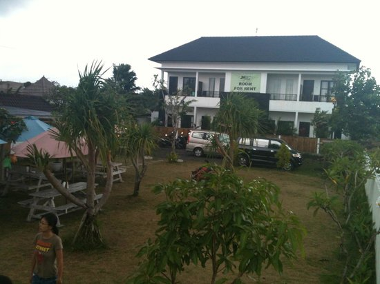 Jepun Bali Homestay: Front Building Home stay