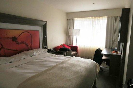 Novotel Wellington: View of room