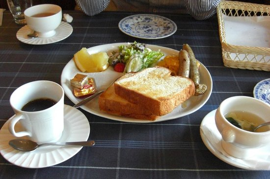 Bakery Cafe Penny Lane Nasuhonten: モーニングセット