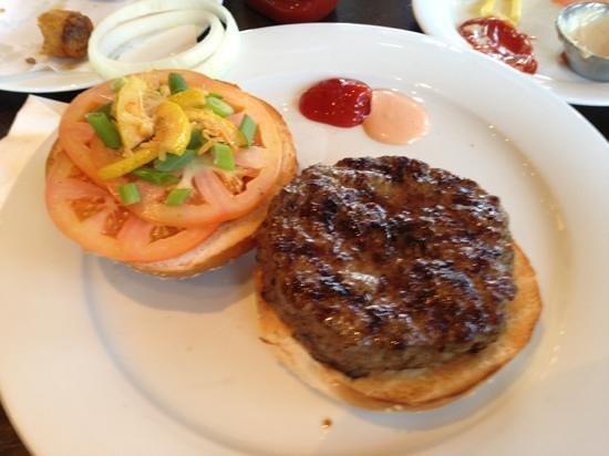 Agadir Burger: burger